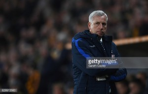 Alan Pardew admitted he risked losing his reputation as a hero at Crystal Palace and his biggest fear almost became a reality