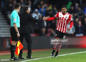 Boufal returns from AFCON with knee injury