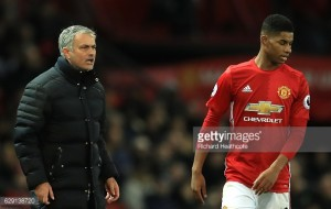 Marcus Rashford can be an excellent option from the bench, states Jose Mourinho