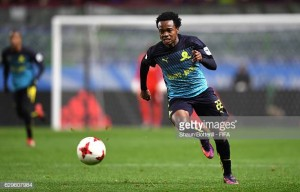 Percy Tau completes Brighton move