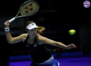 WTA St. Petersburg: Day Four Recap