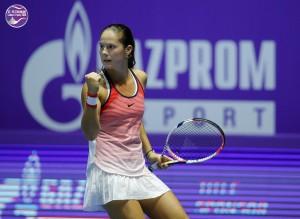 WTA St. Petersburg: Day Five Recap