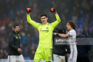 Chelsea are showing their quality, insists Thibaut Courtois