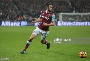 """West Ham's Andy Carroll """"over the moon"""" with return ahead of Swansea clash"""