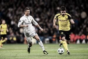 Resultado Borussia Dortmund x Real Madrid na Uefa Champions League 2017/18 (1-3)