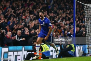 Chelsea 4-2 Stoke City: Blues increase gap at the top with win over plucky Potters