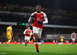 Arsenal's Alex Iwobi named CAF Youth Player of the Year