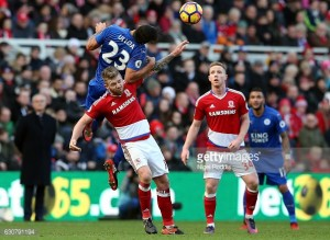 Middlesbrough 0-0 Leicester City: Boro held at home by the Champions
