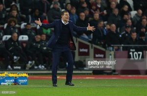 "Slaven Bilic left ""very frustrated"" after Manchester United defeat"