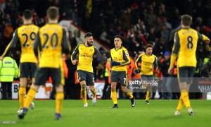 AFC Bournemouth 3-3 Arsenal analysis: Late show secures point for Gunners
