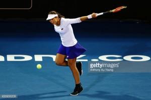 Australian Open: Varvara Lepchenko upsets Kiki Bertens in straight sets