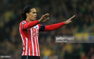 Virgil van Dijk updates fans with training video