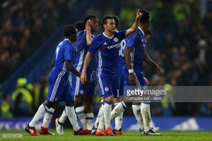 Chelsea 4-1 Peterborough United: Ten-man Blues cruise into fourth round against poor Posh