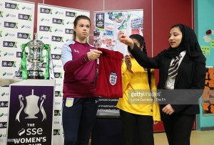 Women's FA Cup third round draw takes place
