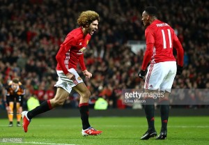 Manchester United trigger one-year extension in Marouane Fellaini's contract