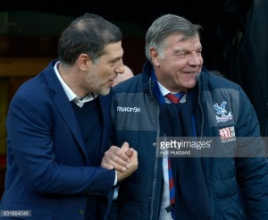 Slaven Bilic praises West Ham players' attitude after Crystal Palace win