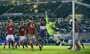 Birmingham City 0-0 Nottingham Forest: Reds end run of consecutive defeats