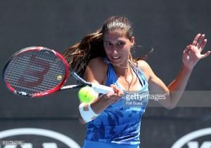 Australian Open: Jaimee Fourlis stuns Anna Tatishvili