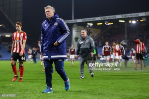 """David Moyes left """"really disappointed"""" as threadbare Sunderland kncoked out of the FA Cup"""