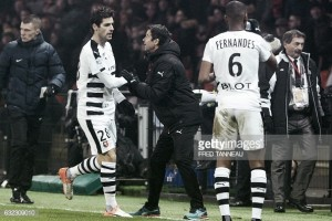 Guingamp 1-1 Rennes: Ten man visitors salvage point