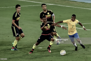 """Farid Díaz: """"Estoy muy contento por regresar a la selección"""""""