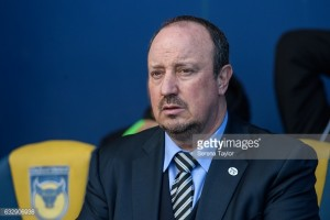 Rafa Benitez wants a reaction from side against Queens Park Rangers