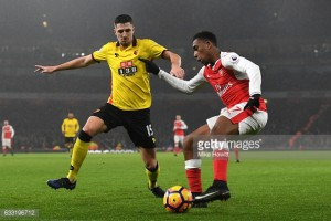 Watford can't afford to be complacent, says defender Craig Cathcart