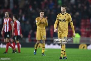 Dier: Tottenham 'lacked the punch'against Sunderland