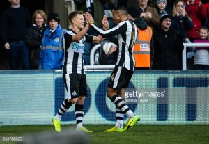 Newcastle United 1-0 Derby County: Magpies end difficult week on top of Championship