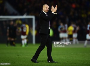 Sean Dyche: 'I thought we were absolutely fantastic'