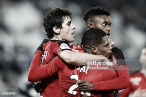 Bordeaux 1-1 Rennes: Visitors now eight without a win