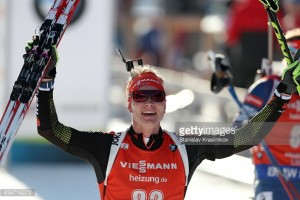 Bø falls agonisingly short as Doll takes Sprint gold at Biathlon World Championships