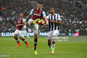 "West Ham ""didn't deserve"" late West Brom stalemate, states Jose Fonte"