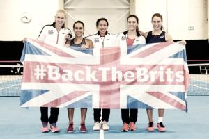 Fed Cup: Johanna Konta headlines Great Britain team for tie against Romania