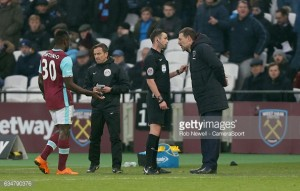 Slaven Bilic slams officials following West Ham's draw with West Brom