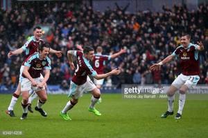 Burnley 1-1 Chelsea: Brady free-kick sees Blues drop points in title race