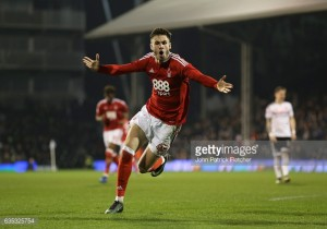 Ben Brereton signs new four-year contract at Nottingham Forest