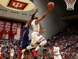 Indiana Hoosiers Dominate Alcorn State Braves Behind James Blackmon Jr.'s Career High 33 Points