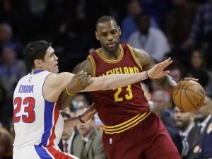 NBA: la cura Lue si fa sentire, Cleveland batte Detroit e fa tre di fila