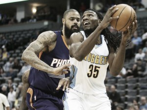 Phoenix Suns drop third in a row with loss against the Denver Nuggets