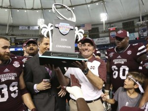 Mississippi State survives against Miami-Ohio to win St Petersburg Bowl