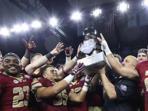 Boston College fends off late Maryland rally to win Quick Lane Bowl