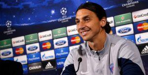 """Zlatan Ibrahimovic: """"Es más que un sueño volver a estar aquí"""""""