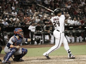 Big eighth inning leads Arizona Diamondbacks past the New York Mets