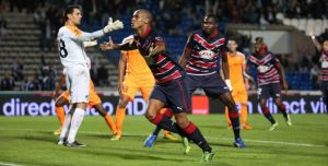 Girondins y OL estrenan su casillero de victorias en la Europa League