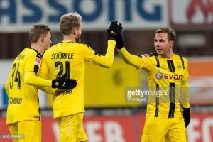 Werder Bremen vs Borussia Dortmund Preview: Nouri's men look to kick on in new year