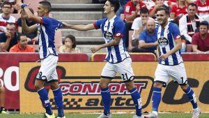 Granada - Deportivo de La Coruña: puntuaciones del Dépor, jornada 6 de Liga BBVA