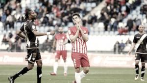 Almería - Rayo: puntuaciones de la UD Almería en la jornada 30 de LaLiga 1|2|3