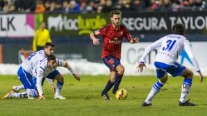 Osasuna - Zaragoza: rivalidad de primera