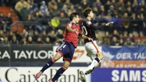 Bilbao Athletic - Osasuna: no está permitido fallar